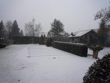 Neige 6 mars 2010